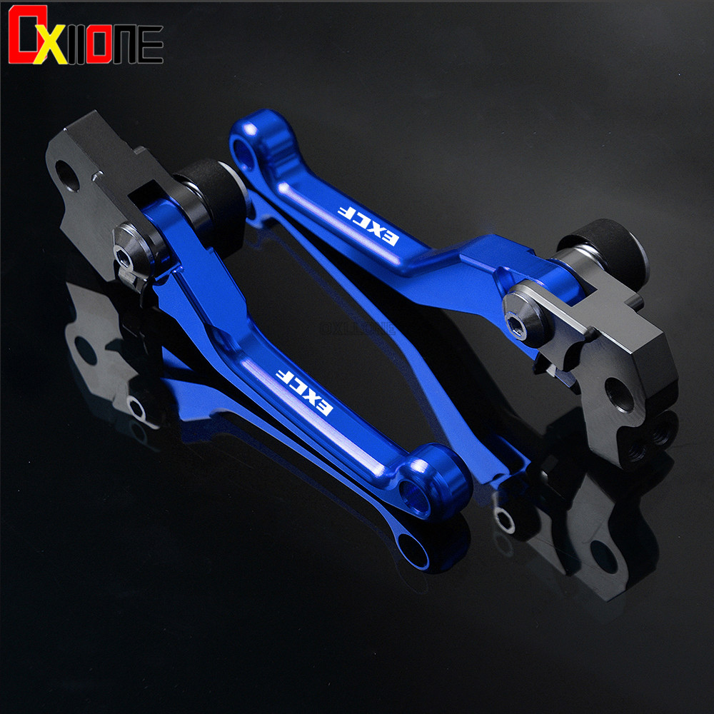 Pivot Brake Clutch Levers For KTM 250EXC 250EXC F 250XC W 250 EXC EXC F XC W 2006 2013 250XCF W 250SX 250 XCF W SX 2007 2013 in Levers Ropes Cables from Automobiles Motorcycles