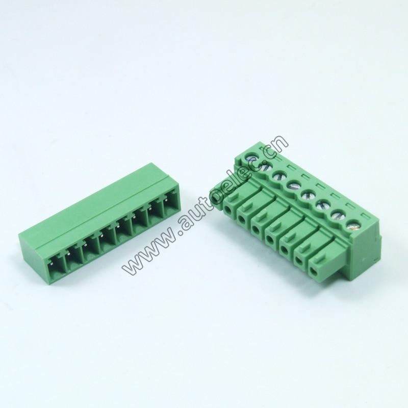 2 WAY PIN CONNECTOR 6.3MM PLUG /& SOCKET COMPLETE BIKE BOAT QUAD ATV