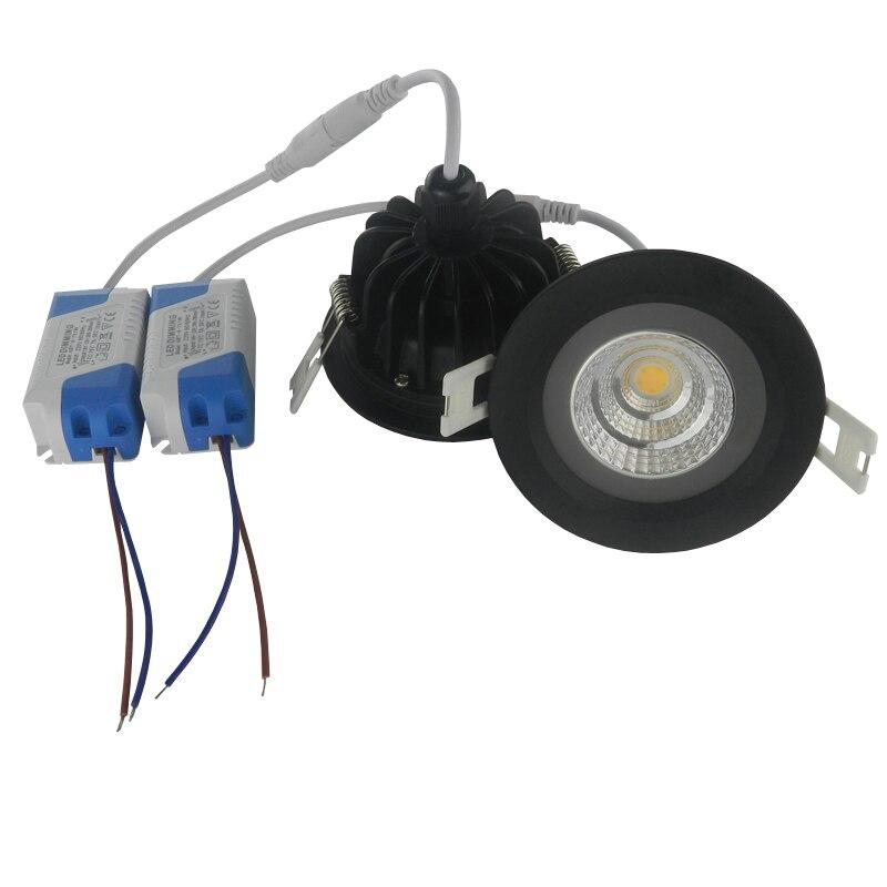 Cheap driverless led downlight