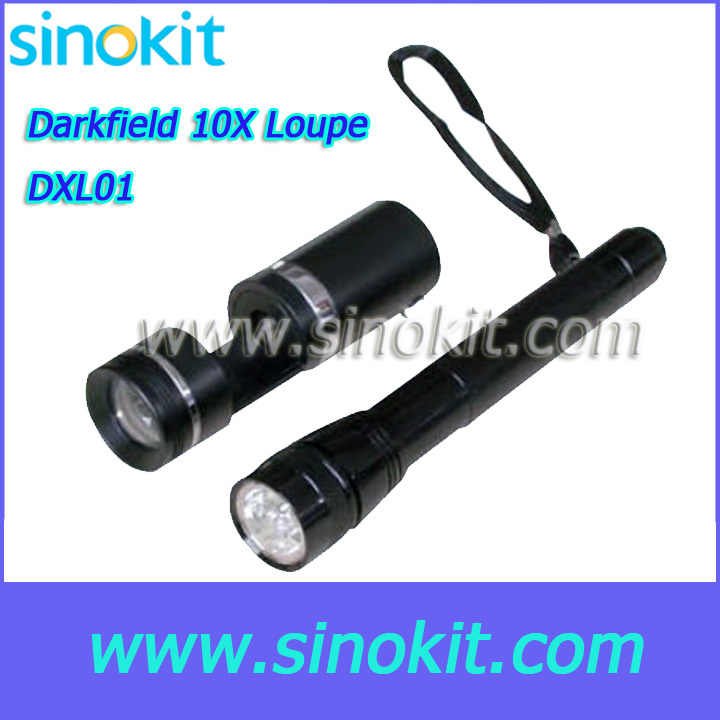 Lighting Environment Makes Darkfield Loupe - DXL01