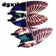 Dgxilei на открытом воздухе Teal Decoy набор магнитных крыльев