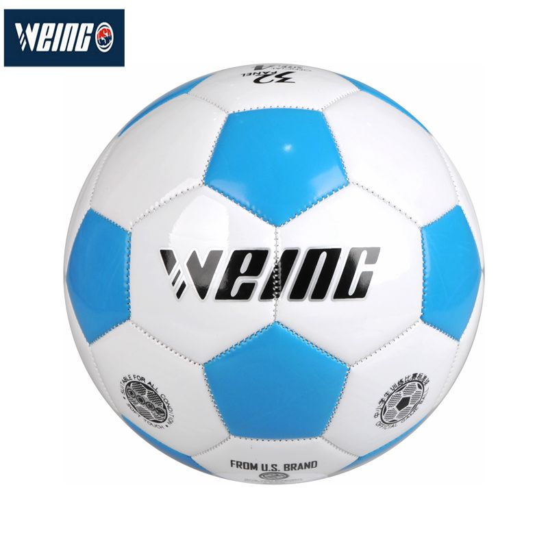 WEING high quality soccer equipment size 4 scrabble soccer football outdoor training ball