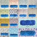 5 ''резиновый Рельефный цветочный узор DIY, ролик для нанесения краски, декоративный ролик для нанесения краски на стену