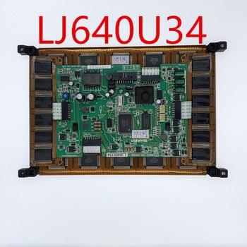 Can provide test video , 90 days warranty  lcd screen LJ640U34