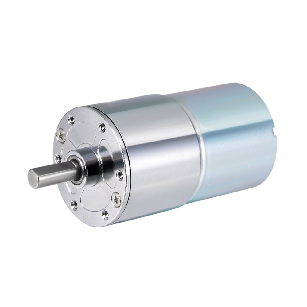 uxcell 12V DC 20 RPM Gear Motor High Torque Electric Reduction Gearbox Centric Output Shaft soft line трусы в сеточку