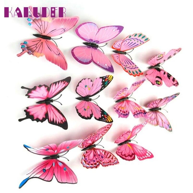 Best Discount 1d1c6 Kakuder 12x 3d Beau Petit Papillon
