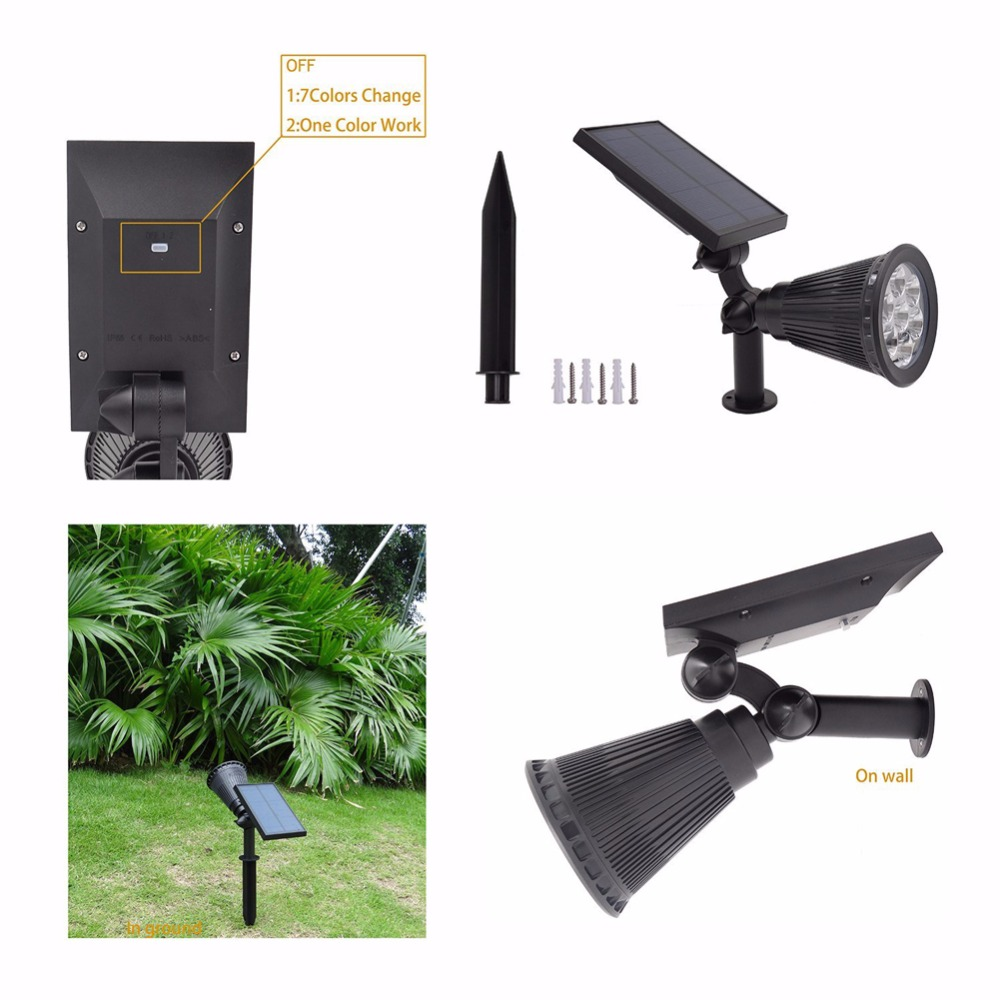 outdoor garden spotlights 04