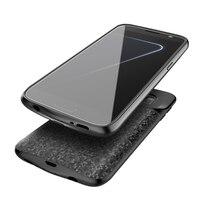 Telefon Batterie Fall Für Samsung Galaxy S7 4700/5000 mah Power Bank Fall Externe Batterie Ladegerät Fall Für Samsung galaxy S7 Rand|Ladegerät-Gehäuse|Handys & Telekommunikation -