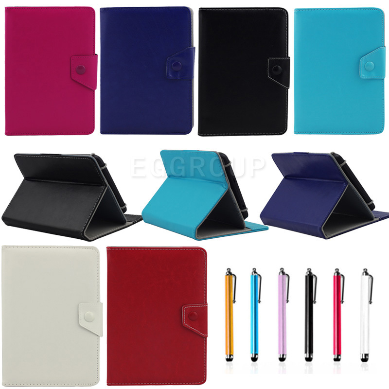 Universal PU Leather Stand Case Cover For 9.7
