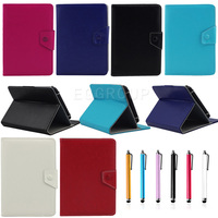 Universal Folio PU Leather Stand Case Cover For 10 10 1 Android Tablet PC MID