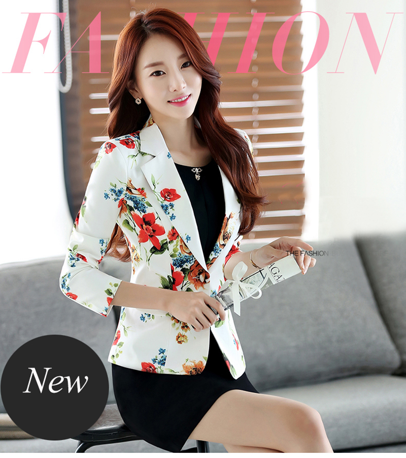 Ladies Blazer Fashion  (1)