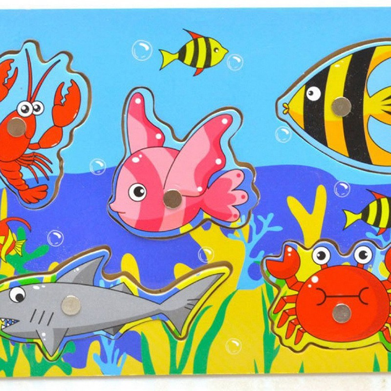Wooden-Magnetic-Fishing-Game-Puzzle-Toys-Toddlers-Kids-Children-Educational-Fish-Parent-child-Interaction-Toy-2
