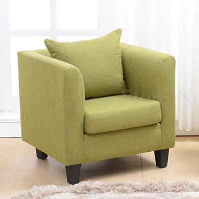 Тканевая одноместная Софа стул Европейская маленькая квартира отель кафе интернет кафе карточка сиденья PU диван - Цвет: VIP 8