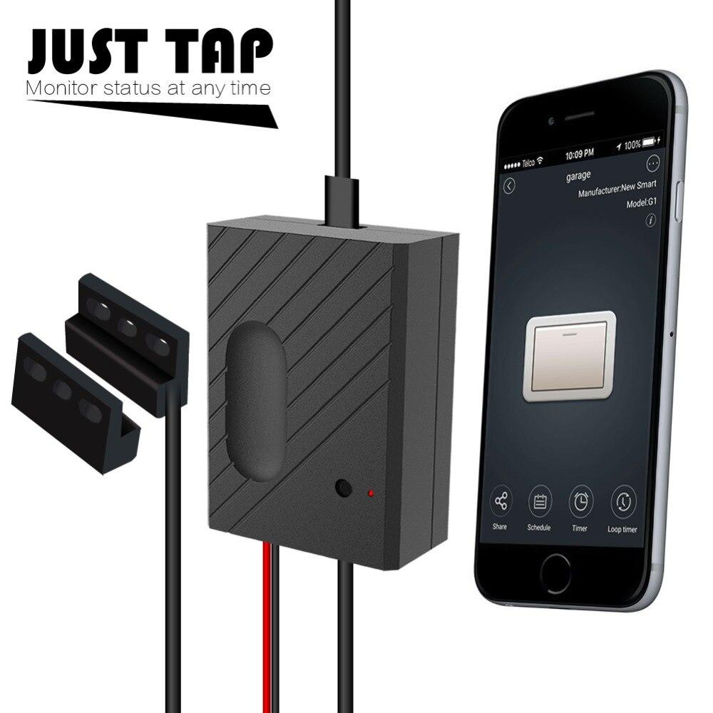 Ewelink Wifi Switch Garage Door Controller For Car Garage