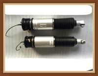 FOR BMW E65 E66 L 740 745 750 760 EDC solenoid air suspension shock absorber coilover air spring strut REAR PAIR