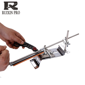 Image 1 - iron steel knife sharpener Kitchen Knife Sharpener Sharpening Fix Fixed Angle with stones
