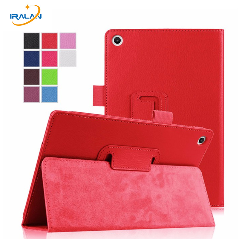 2017 new Litchi PU Leather cover for Asus Zenpad S 8 0 Z580 Z580C Z580CA 8