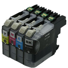 8 x LC137 LC-137 LC137XL LC-137XL LC135 Ink Cartridges For Brother MFC J4410DW J4510DW J4710DW  DCP J4110DW Inkjet Printer