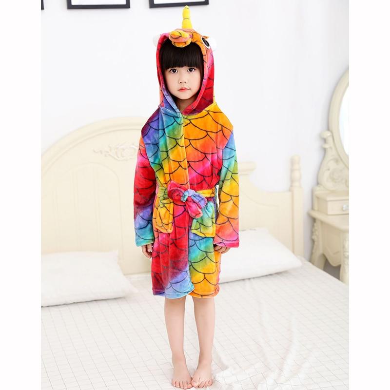 f4558109fc Pudcoco 2018 Newborn Kid Boy Girl Robes Cute Animal Personalised Bath Robe  Dressing Gown Gift Crown ...