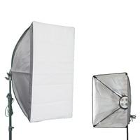Four Lamp Holder 50 70 Power Supply Softbox Photo Studio 2 Kinds Of Socket Backdrop Anti
