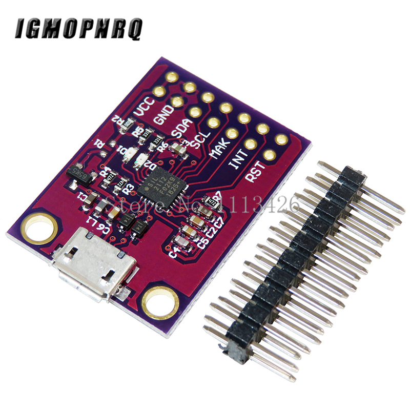 CP2112 debug board USB to I2C communication moduleCP2112 debug board USB to I2C communication module