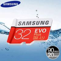 Original SAMSUNG Micro SD Card Memory Card 16GB Class10 TF Card C10 24MB S SDHC Flash