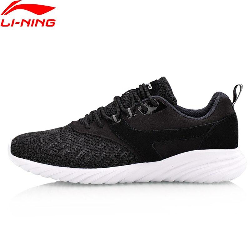 Li-ning hommes LN HUMBLE classique marche chaussures respirant confort doublure Sport chaussures poids léger baskets AGCN053 YXB135