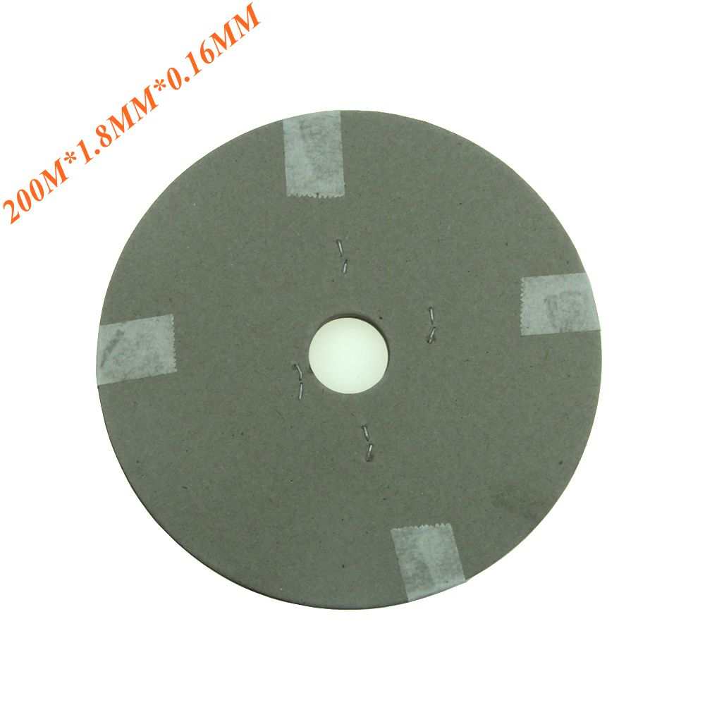 200 Meters Tabbing Wire PV Ribbon For Solar Cells Panel Solder DIY