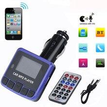 Новое поступление автомобильный Стайлинг автомобильный комплект MP3-плеер fm-передатчик беспроводной радио адаптер USB зарядное устройство Автомобильная электроника C811050 P1