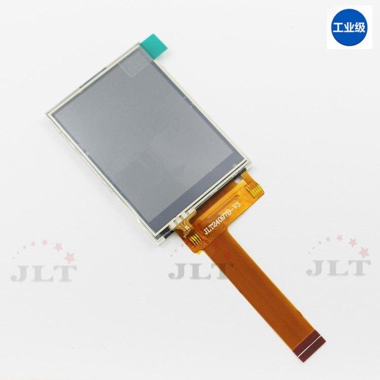 2 4-дюймовый TFT ЖК-дисплей (H)  дисплей 240X320 HD  сенсорный ЖК-дисплей  используемый