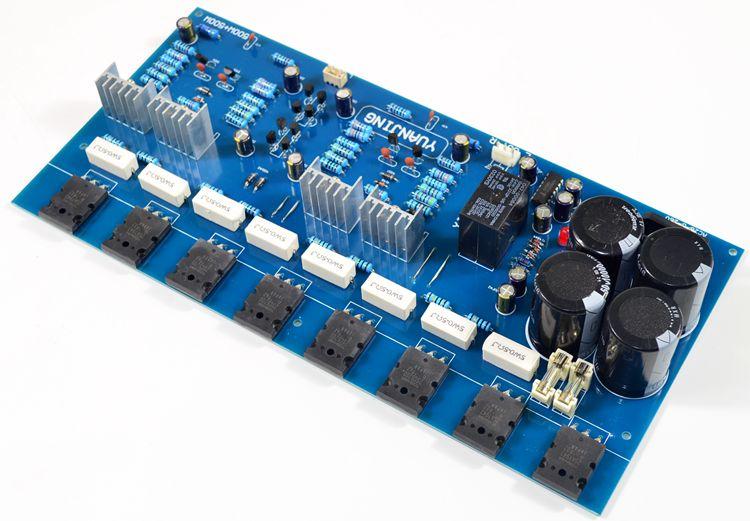 High, Power, Amplifier, Board, HIFI