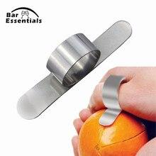 Нержавеющая сталь оранжевый устройство для чистки кожуры лимон грейпфрут фрукты слайсер нож резак цитрусовый Парер практичные инструменты для фруктов и овощей