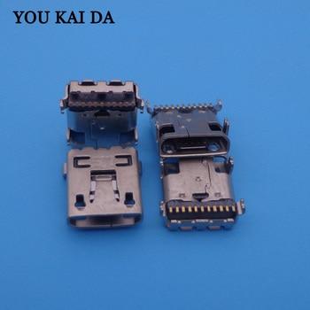 20pcs/lot New Micro mini USB Charging Port Dock plug jack socket Connector Repair Parts replacement for Lenovo vibe Z2 pro K920