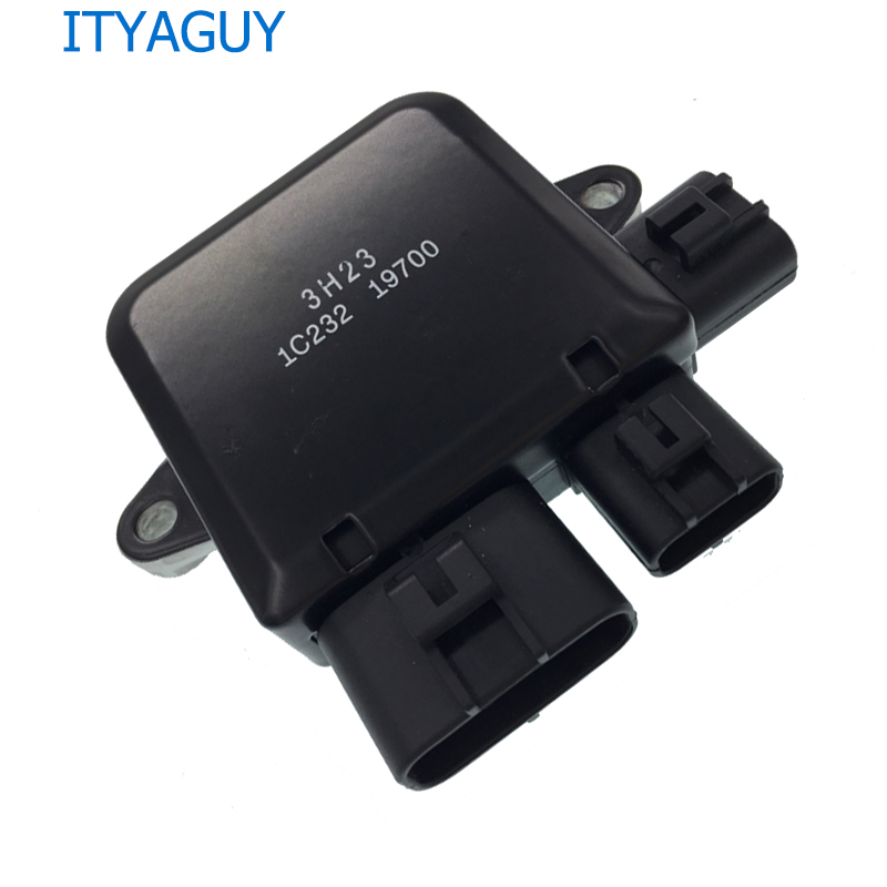 Car styling 1355A124 MR497751 1355A125 1355A143 Cooling Fan Control Unit Module for Mitsubishi Lancer Outlander 1355-A124