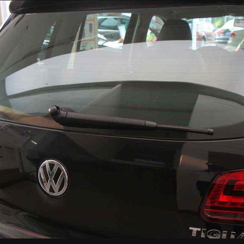 רכב שמשה קדמית מגב אחורי להב עבור פולקסווגן גולף פלוס (2005-2009), אחורי מגב, טבעי גומי, אביזרי רכב
