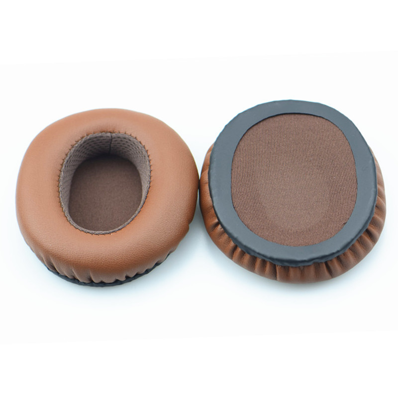 Replacements Foam Ear Pads Cushions for Sennheiser MOMENTUM 2 0 Headphones Earpads Black Brown in Earphone Accessories from Consumer Electronics