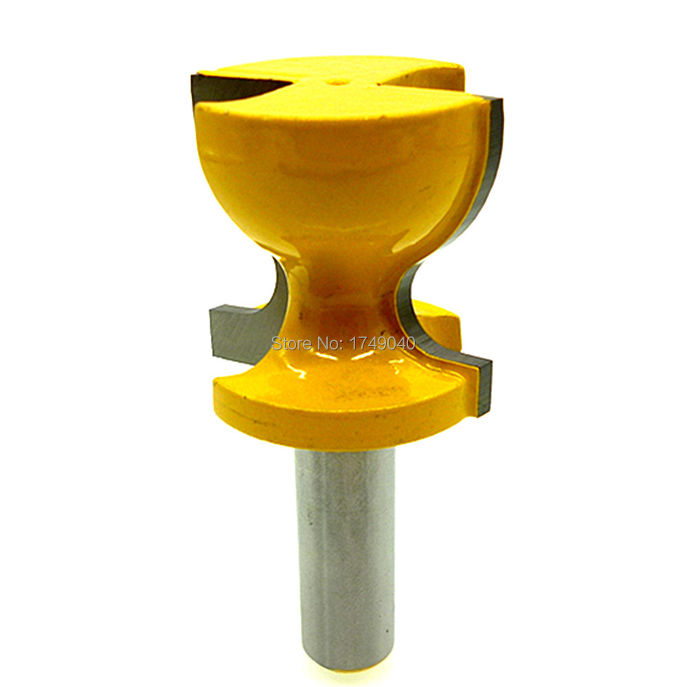 Smart 1/2 Shank Window Sill Stool Molding Door Pull Edge Router Bit Woodworking Drill Milling Cutter Carbide Tipped Wood Cutting Tool Hand & Power Tool Accessories