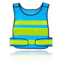 Security & Protection Spardwear High Visibility Mesh Reflective Safety Vest Logo Printing Free Shipping Workplace Safety Supplies