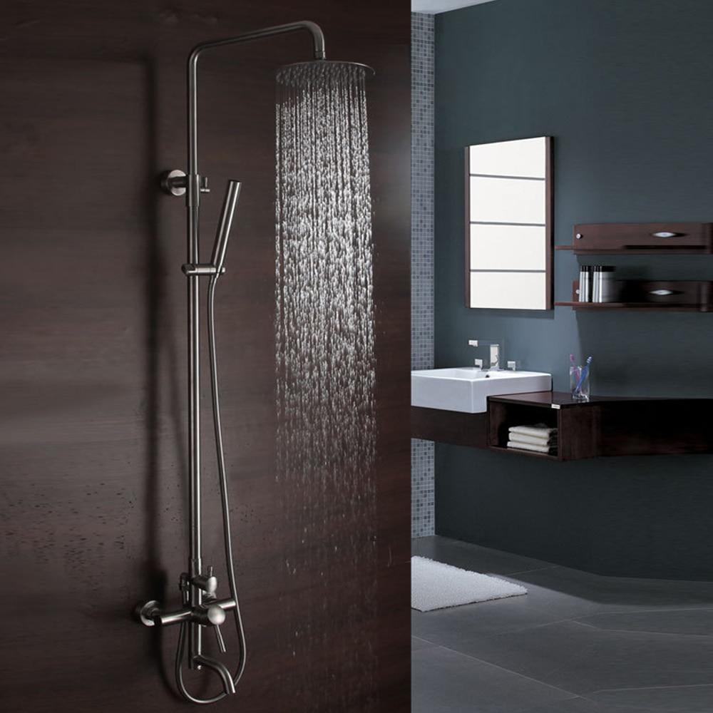 online kaufen gro handel rost dusche aus china rost dusche. Black Bedroom Furniture Sets. Home Design Ideas