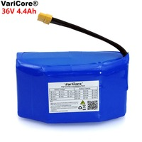 VariCore 36V 4.4Ah 4400mah high drain 2 wheel electric scooter self balancing 18650 lithium battery pack for Self balancing Fits|Battery Packs| |  -