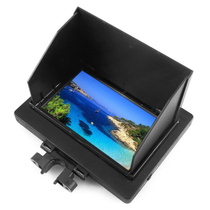 JJRC C4002 5.8G FPV Monitor Accessory for H16 RC Quadcopter spare motor cover for jjrc h16 rc quadcopter h16 03