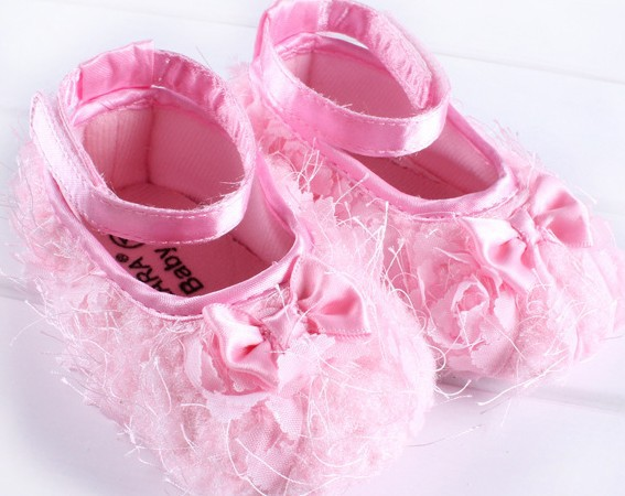 129 Birthday Gifts Baby Shoes Princess Dress Pink Toddler Girl In First Walkers From Mother Kids On Aliexpress