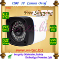Built-in WIFI 720P IR Leds Camera Outdoor Bullet ONVIF Night Vision P2P IP Cam IR Cut Filter 1.0MP Network SD Card storage