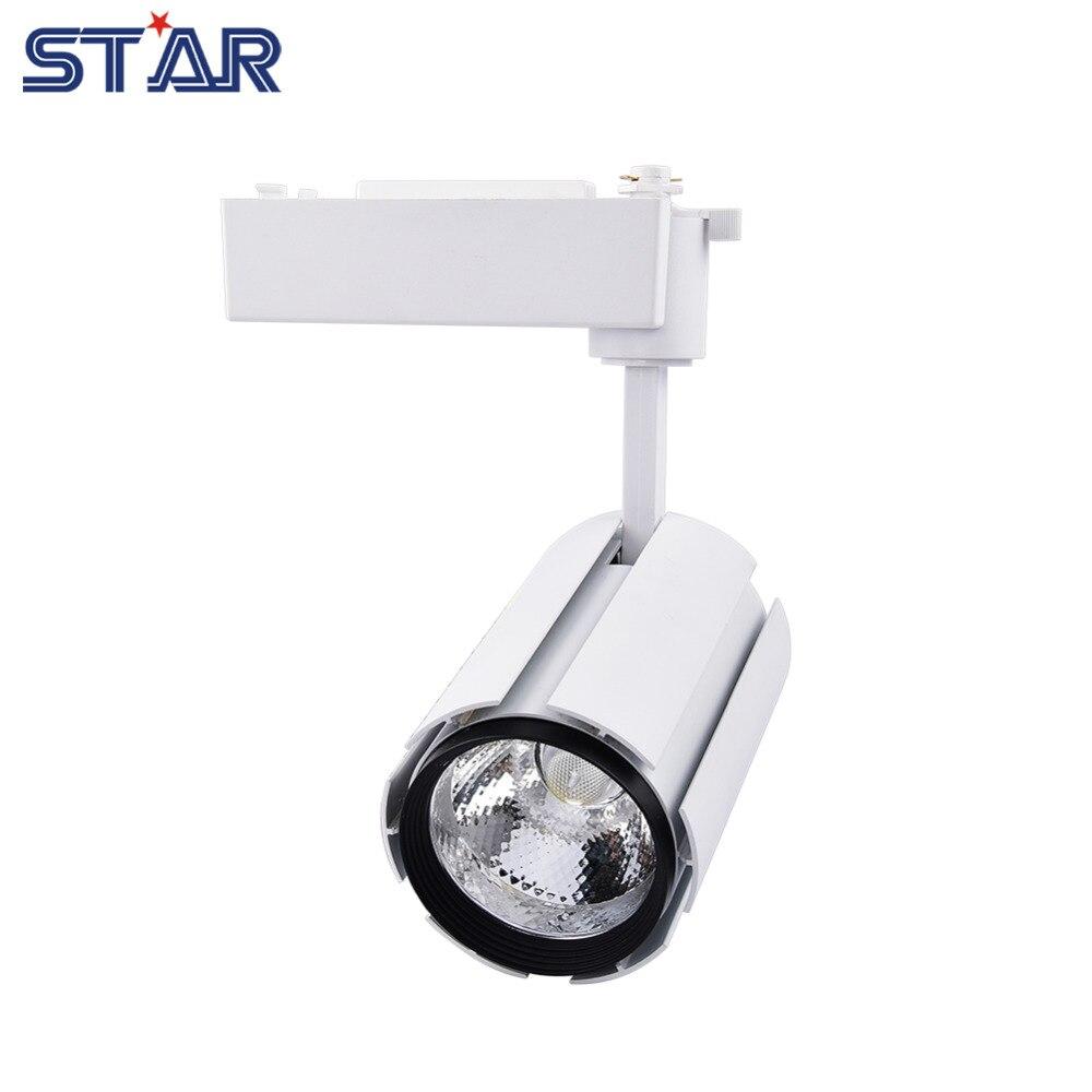 Led Track Light 30w Ac110 240v Lighting Retail Spot