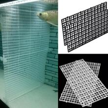 2 шт. изолирующая сетка разделитель лоток сегрегация доска аквариум для очистки аквариума Инструмент Очиститель поставки