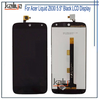 For Acer Liquid Z630 LCD Display + 5.5 inch Touch Screen Digitizer Assembly Replacement For Acer Liquid Z630 Mobile Phone LCDS
