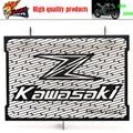 2016 New Arrival Stainless Steel Motorcycle radiator grille guard protection Kawasaki Z750 Z800 ZR800 Z1000 Z1000SX black