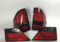 eOsuns rear lamp tail light assembly for BMW X3 E83 1.8i 2.0i 2.5i 3.0i 2003 2007