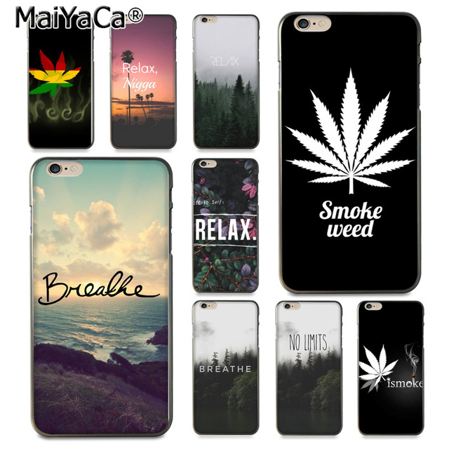 coque iphone 8 weed