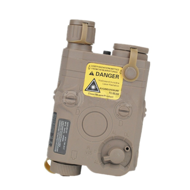 tactical battery PEQ 15 Battery case holder NEW No functional black DE FG 492 493 494